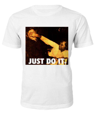 Just Do It T-shirt - Black Legacy
