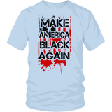 T-shirt - Make America Black Again T-shirt