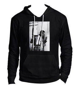 Malcolm X By Any Means Hoodie - Black Legacy