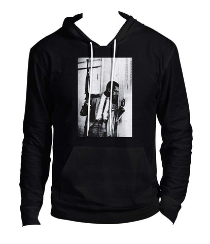 T-shirt - Malcolm X By Any Means Hoodie