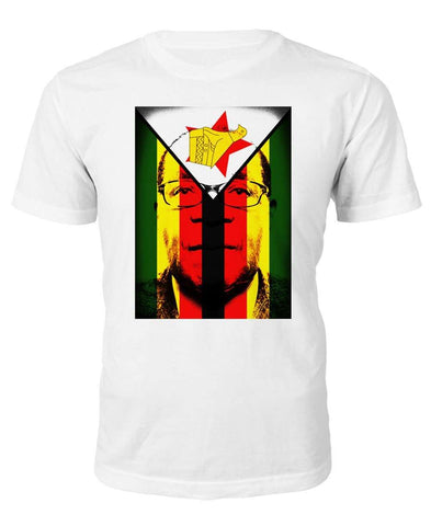 Robert Mugabe T-shirt - Black Legacy