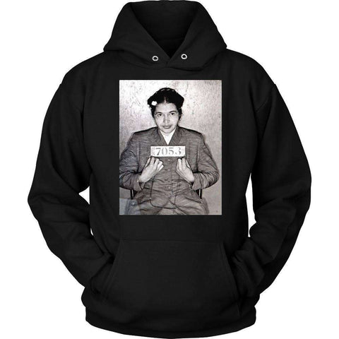 T-shirt - Rosa Parks Hoodie