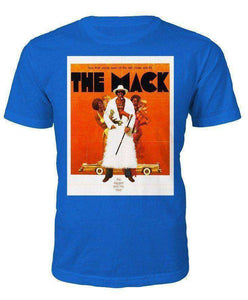 The Mack Poster T-shirt - Black Legacy