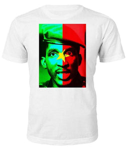 Thomas Sankara T-shirt - Black Legacy