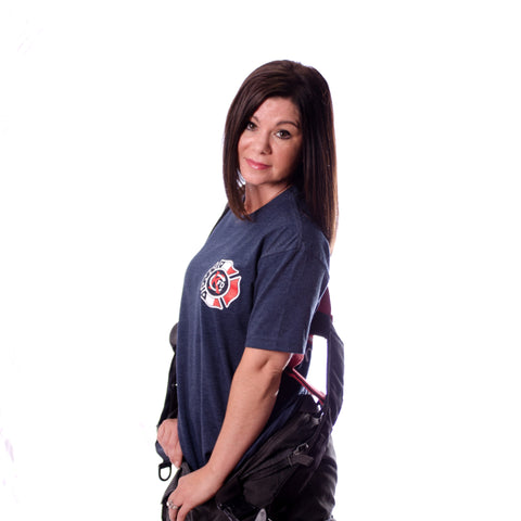 "KCFD ""Proud to be an American"" T-shirt"