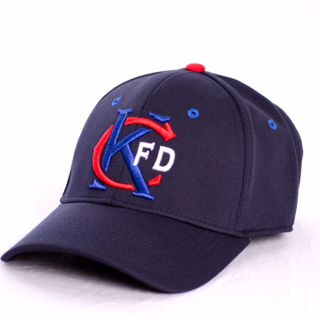 KCFD USA Flag Hat