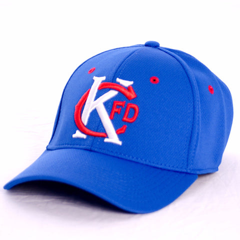 KCFD  and KU Colored Hat