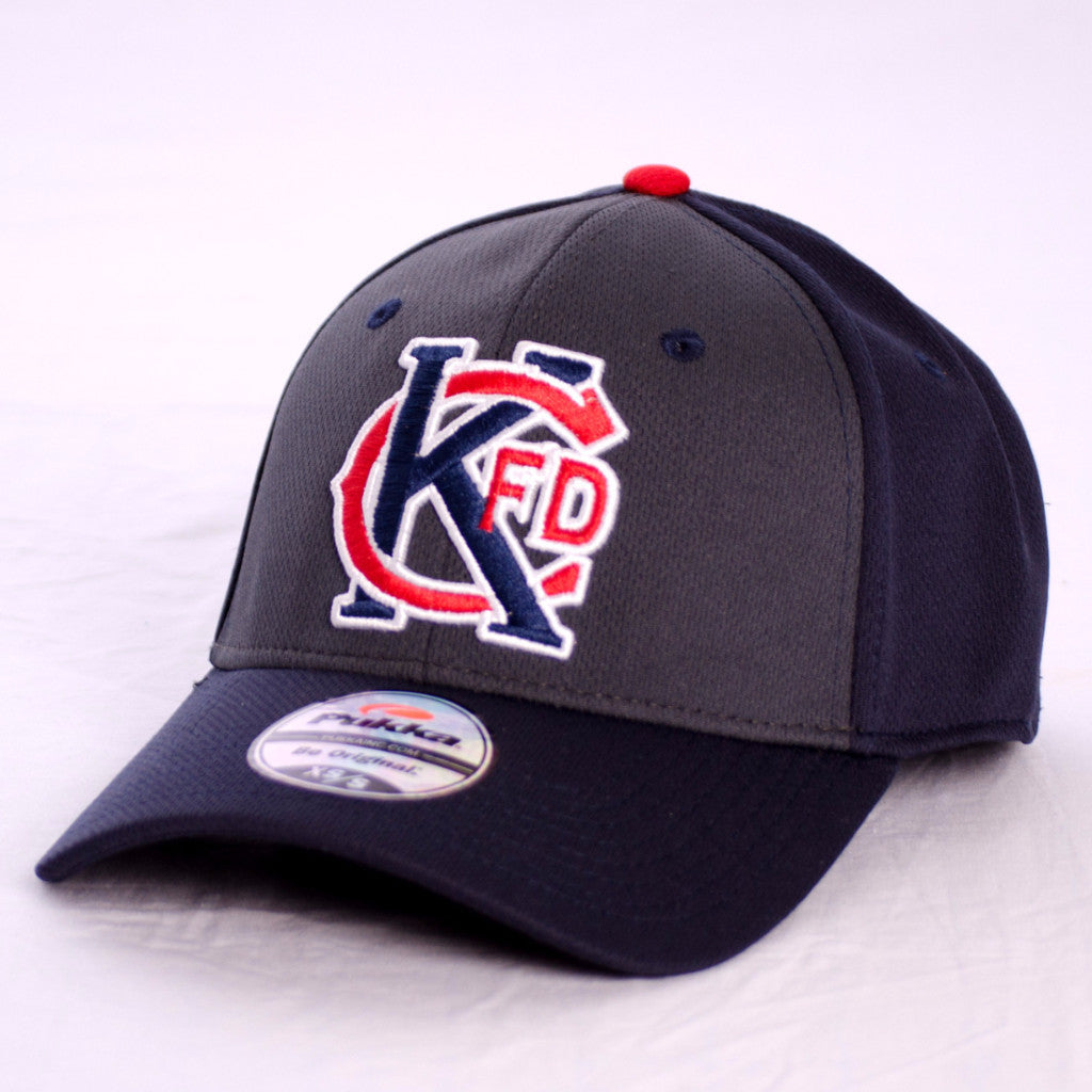 KCFD Hat Navy/Graphite