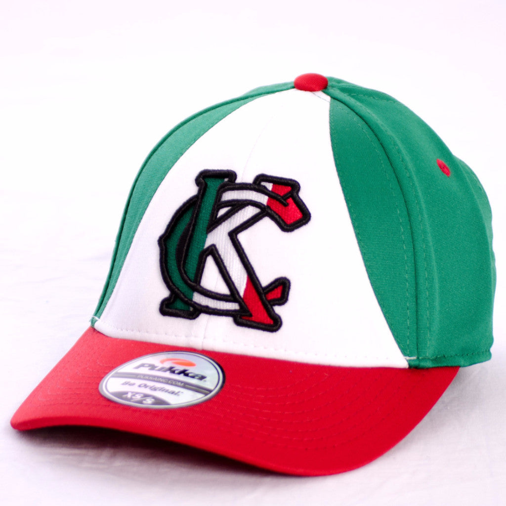 "KC Italy Pride ""Peak"" Hat - White"