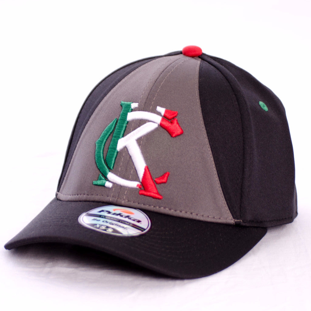 "KC Italy Pride ""Peak"" Hat - Black"