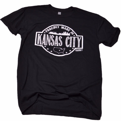 Proud to be Made in Kansas City T-shirt