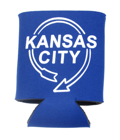 Kansas City Sign Collapsible Koozie