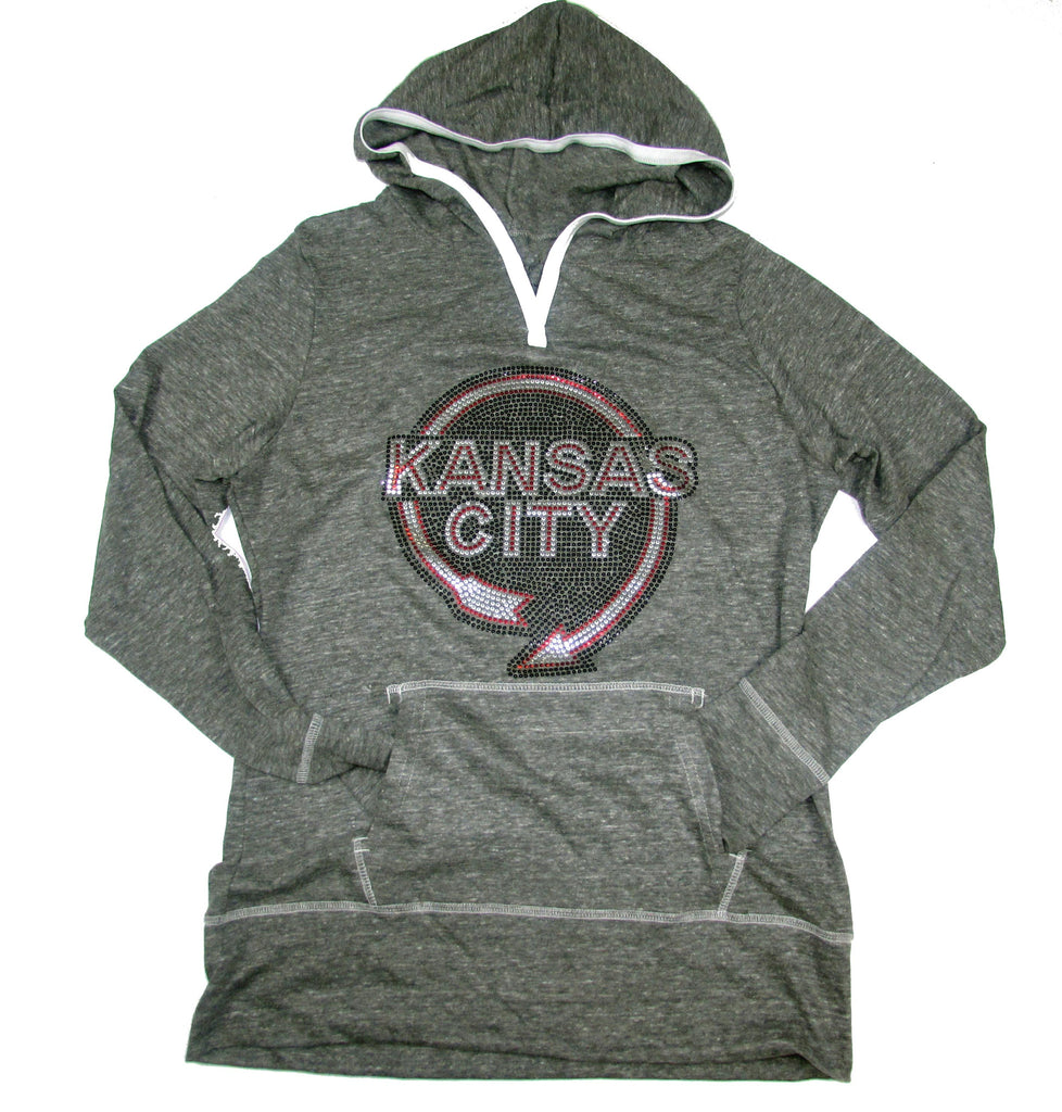 Kansas City Sign Junior Hoodie