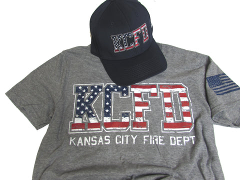 "KCFD ""Stars & Stripes"" Hat"