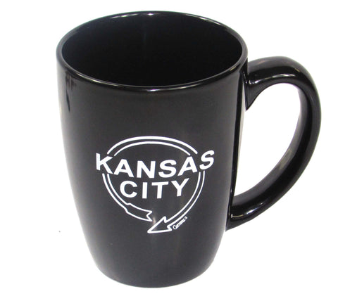 Kansas City Sign Ceramic Mug 12oz