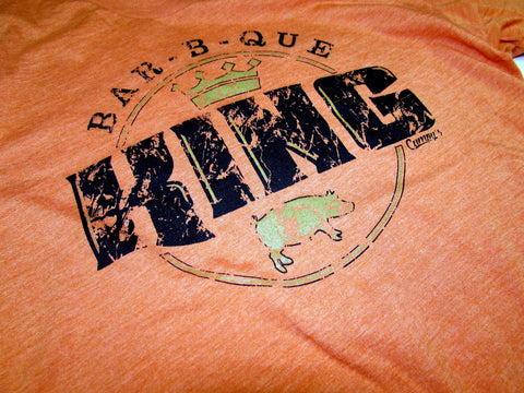 Bar-B-Que King T-shirt