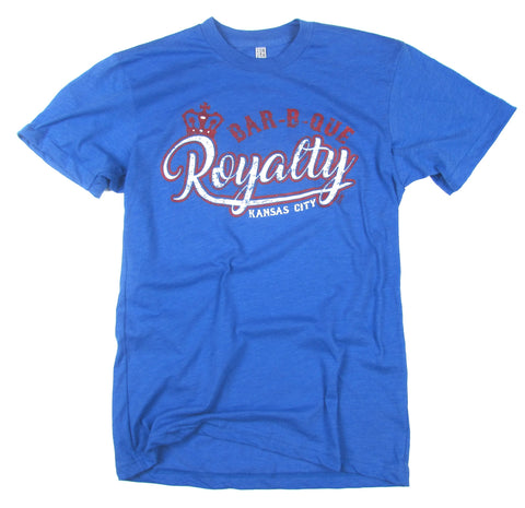 BBQ Royalty KC T-shirt