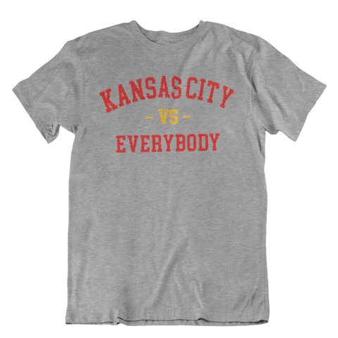 KC VS. EVERYBODY T-Shirts