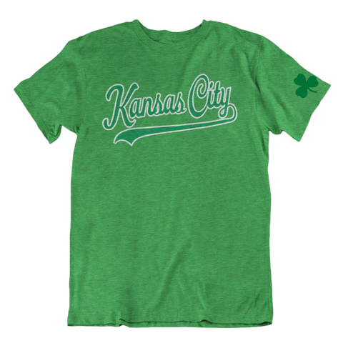 Kansas City Script - GREEN