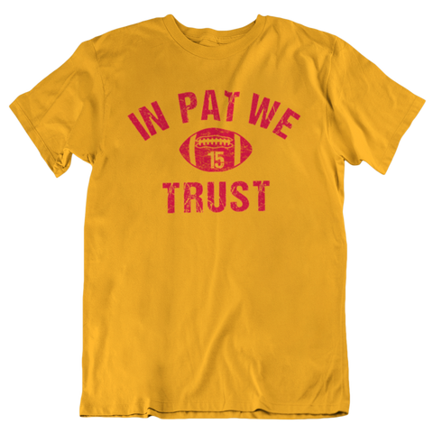 KC - IN PAT WE TRUST