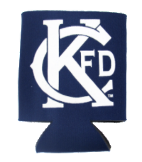 KCFD Collapsible Koozie