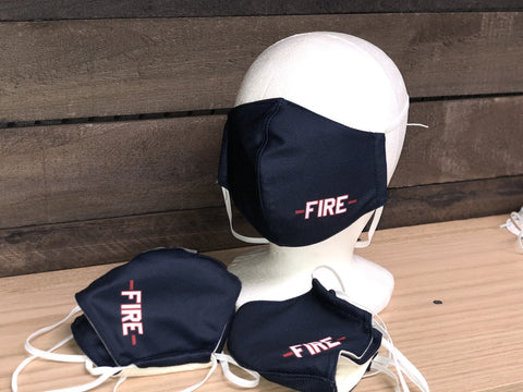 Face Mask - FIRE