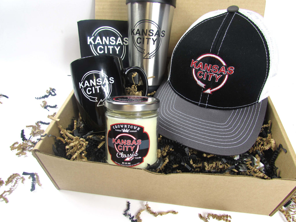 Kansas City Sign Gift Box