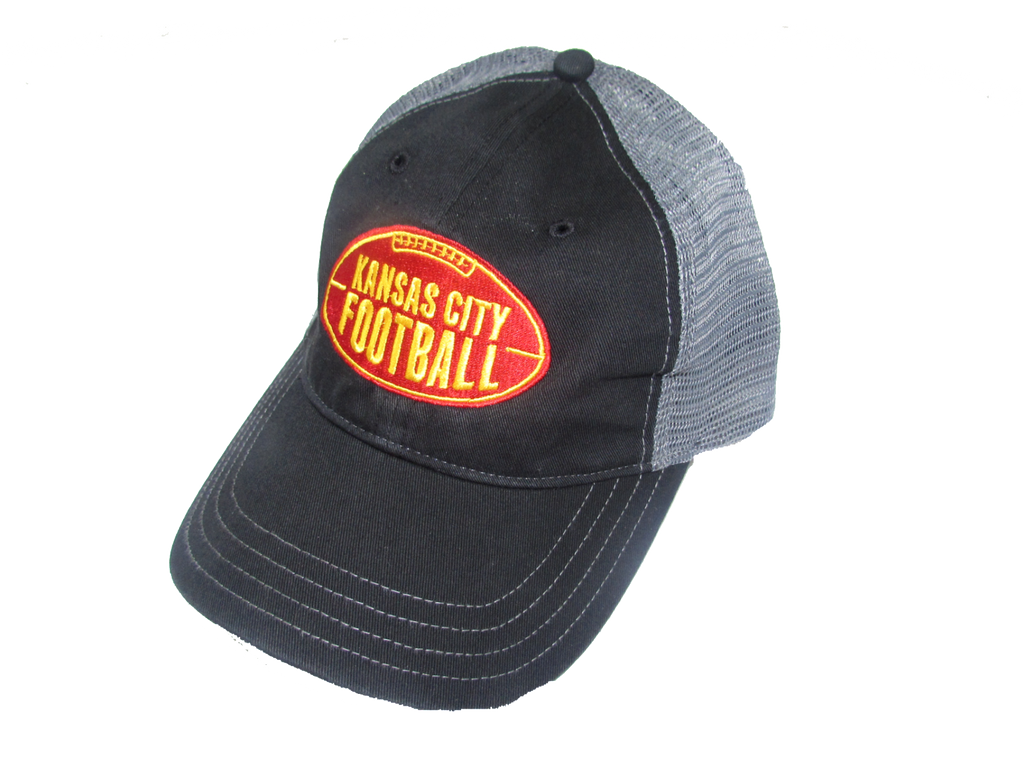 Kansas City Football Trucker Hat