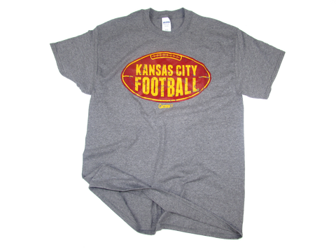 Kansas City Football T-shirt