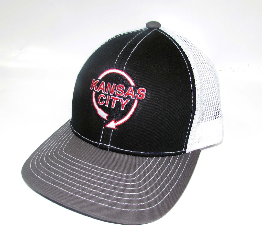 Kansas City Sign Trucker Hat