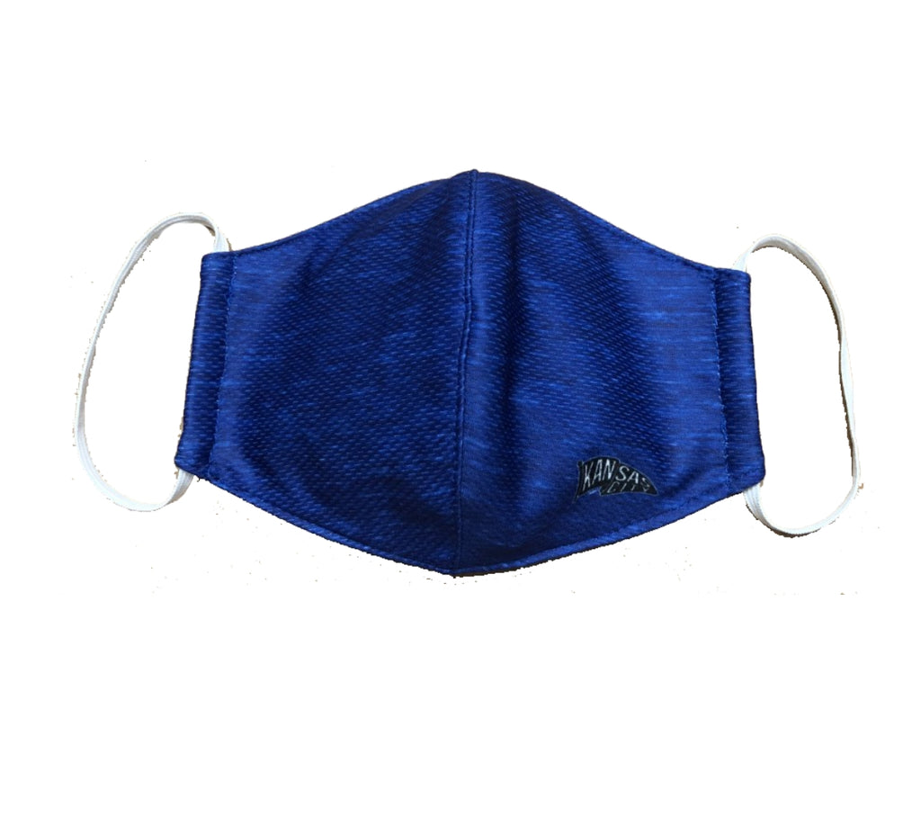 Face Mask - KC Royal Blue