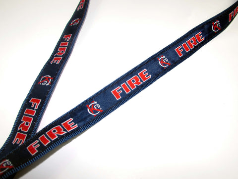 KCFD Key Chain Lanyard