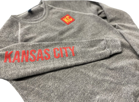 KC PATCH CREWNECK