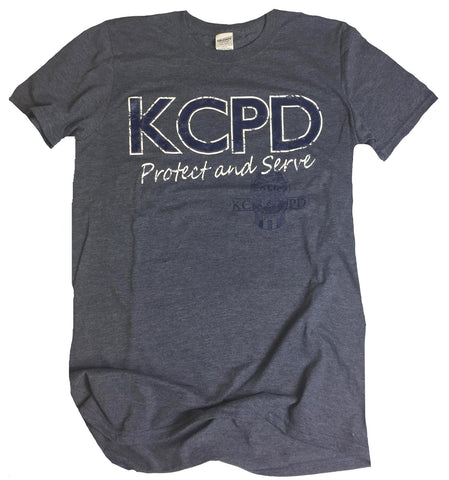 "KCPD ""Protect & Serve"" t-shirt"