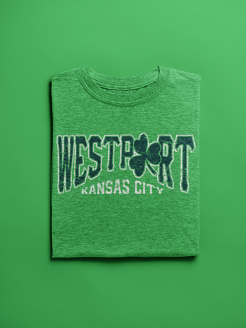 Irish Green Westport shirt
