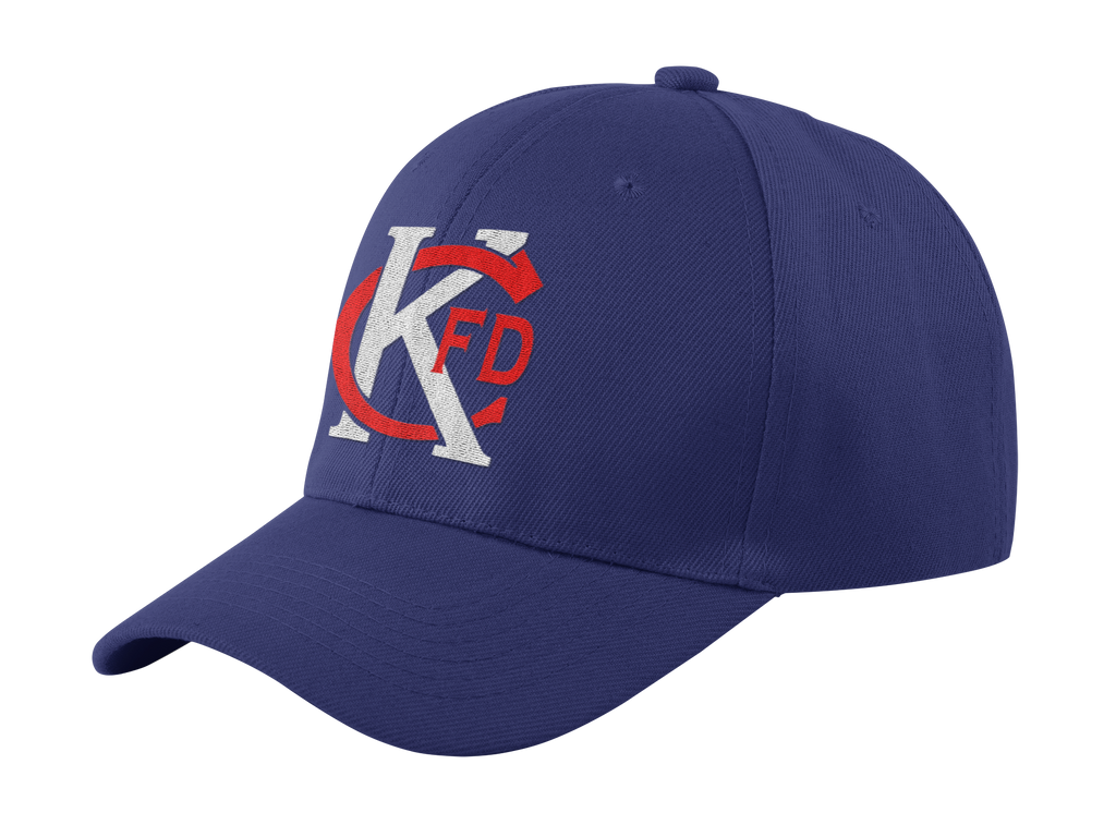 *KCFD Tribute Hat - Navy