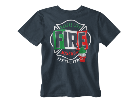 "KCFD ""Little Italy"" T-Shirt"