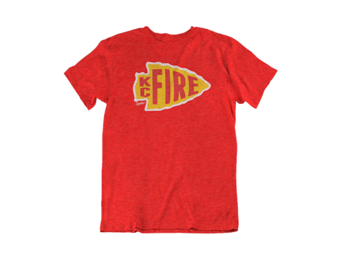 KC FIRE T-SHIRT