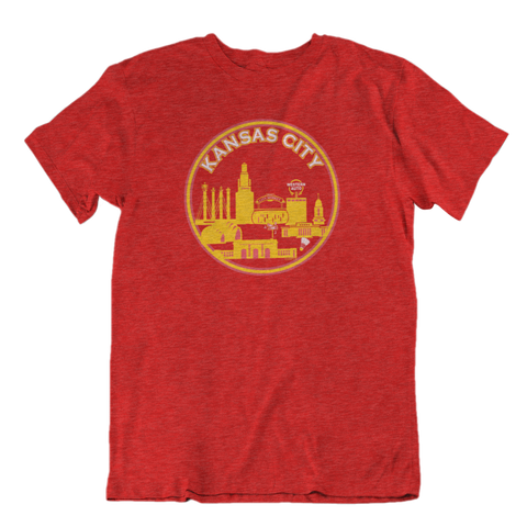 *THE KANSAS CITY T-SHIRT