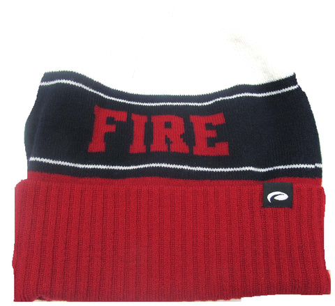 KCFD Roll Up Stocking Cap