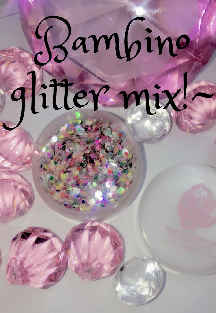Pure Magic Glitter~! Bambino