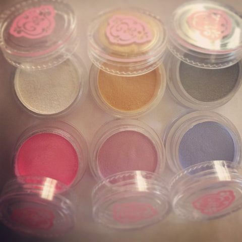Girls Generation (GG) Colored Powders