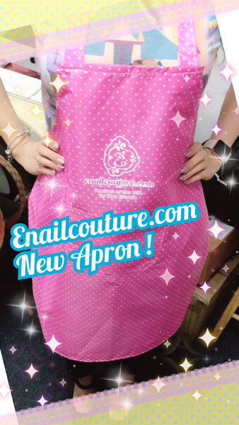 Apron with logo !~ cute and fun