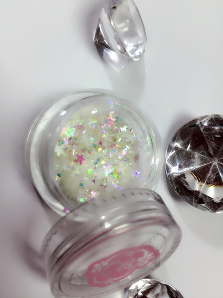Pure Magic Glitter~! Stellar