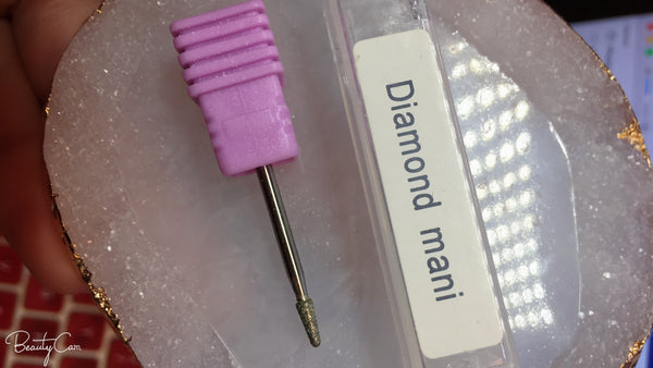 Diamond Mani bit - Cuticle Nail Drill Bit!