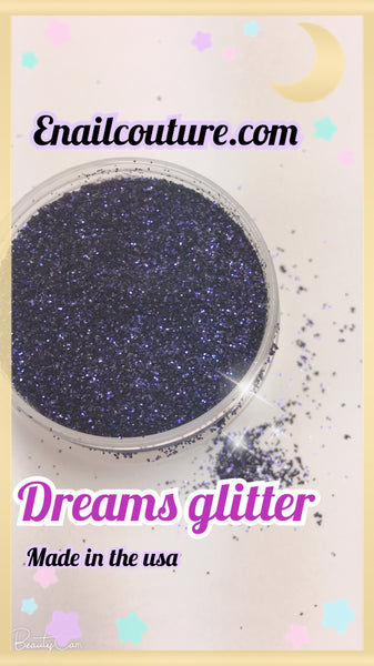 Dreams, pure glitter mix!