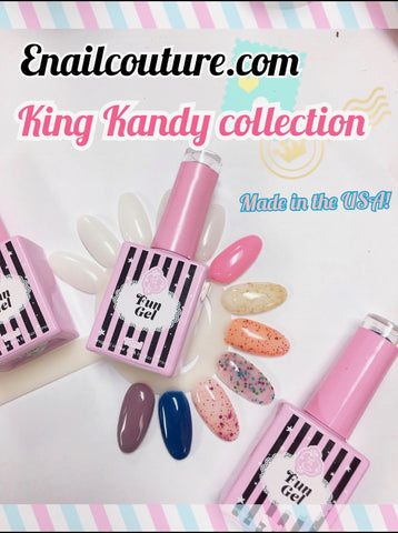 king kandy! fun gel candy tone collection