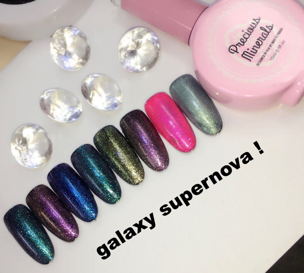 Precious Minerals~! Galaxy Supernova Collection ~!