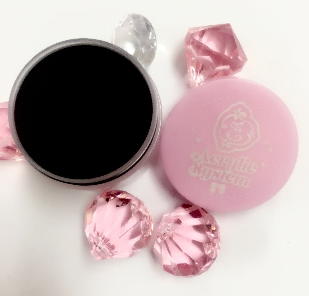 Black - Pure color Powders~!