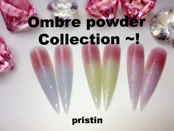 Ombre powder Collection ~! sweet sparkle